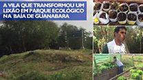 A vila que transformou um lixão em parque ecológico na Baía de Guanabara