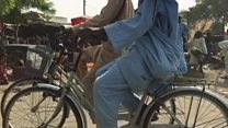 Bikes not bombs in birthplace of Boko Haram
