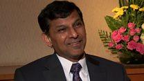 India bank governor on 'rock star' status