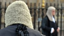 Should a judge have used swear words in court?