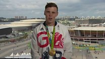 Joe Clarke 'proud' to represent Staffordshire