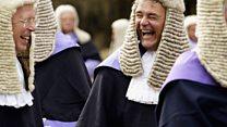 When judges break convention...