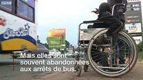 Kenya : le bus pour personnes avec handicap