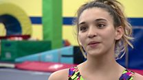 Young US gymnasts inspired by 'Final Five'