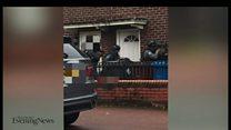 Police apologise over wrong raid