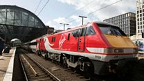 Virgin managers to man trains on strike days