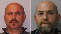 Jail for £512m cocaine tug boat duo