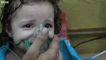 Syrie : attaque chimique à Alep
