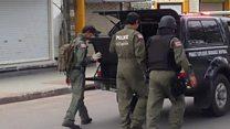 ТВ-новости: кто стоит за взрывами в Таиланде