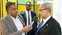 Somaliland oo cafis u fidisay siyaasiyiinta deegaannadeeda ee Muqdisho ku sugan