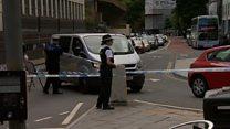Suspicious car closes Bristol roads