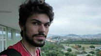 Sírio reconstrói vida no Rio: 'Se você corre atrás, consegue'