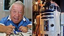 Star Wars set designer: Kenny Baker 'proud' to be R2-D2