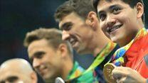 Скулинг завоевал первое олимпийское золото в истории Сингапура