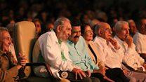 Fidel Castro'dan doğum günü sürprizi