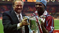 Big Ron pays tribute to Dalian Atkinson