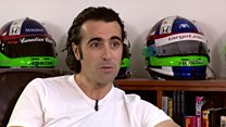 Franchitti: 'Concussion changed my personality'