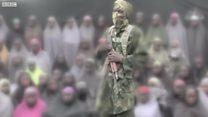 Une recherche est lancée aprés une nouvelle video de Boko Haram