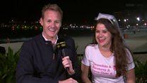 Após despedida de solteira viralizar, apresentador da BBC é convidado para casamento