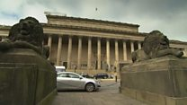Tours of St. George's Hall