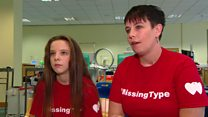 Scots teen helps launch blood campaign