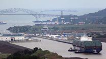 5 años de la ampliación del canal de Panamá en 30 segundos