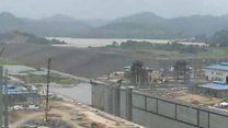 Ускоренная съемка: как расширяли Панамский канал