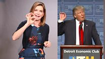 Decoding Trump's hand gestures