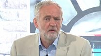 Corbyn: 'I have been robust on abuse'