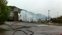 Sheffield's Ski Village attacked by arsonists again