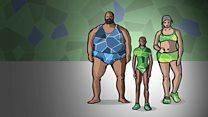 Olimpiyatlardaki beden ikizinizi bulun