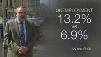 Scots minorities 'still disadvantaged'