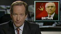 Правительство Британии о путче в СССР