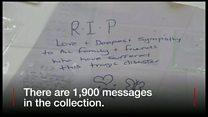 Shoreham messages collection