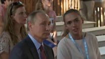 "Форум ""Таврида"" в Крыму: пропаганда патриотизма на свежем воздухе"