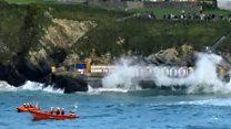 Unseasonably stormy weather behind UK sea deaths