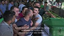 Nyuma y'igitero c'igisasu muri Turkiya