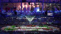 Xiritaanka ciyaaraha olimbiga e Rio