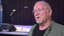 Eric Bogle: 'Anti-war songs' still relevant