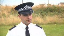 Somerset arrest in NI terror investigation