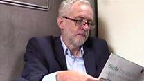 Traingate: Jeremy Corbyn caught out?: