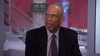 Kareem Abdul-Jabbar on inequality and racism
