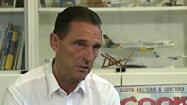 Thomas Cook boss on Turkey and Brexit