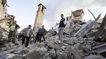 Time running out to find trapped earthquake victims