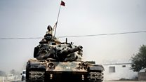 Syrian rebel describes re-taking city from IS