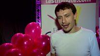 Comedian's pride at 'surpise' nomination
