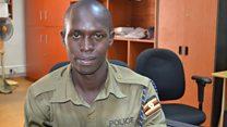 Bendi ya muziki ya polisi  wa Uganda