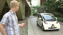 Driverless taxis roam Singapore streets