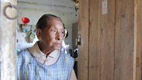 """""""No aprendí a vivir en guerra"""": Cruz Elena, testigo durante 70 años del conflicto de Colombia"""