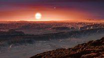 Планета Проксима b - ближайший сосед, похожий на нас